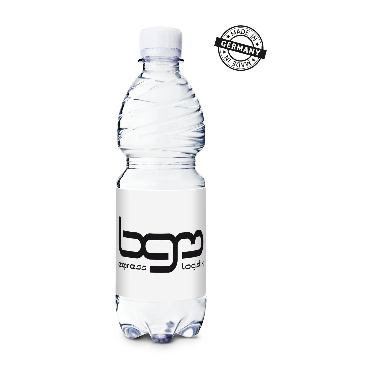 500 ml PromoWater - Mineralwasser, still, Hergestellt in Deutschland