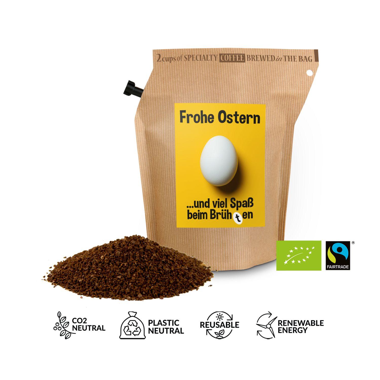 Geschenkartikel / Präsentartikel: Bio-Oster-Kaffee