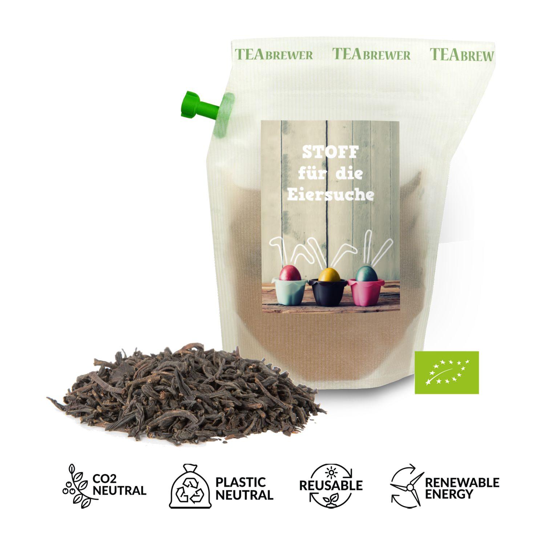 Geschenkartikel / Präsentartikel: Bio-Oster-Tee Earl Grey - Eiersuche