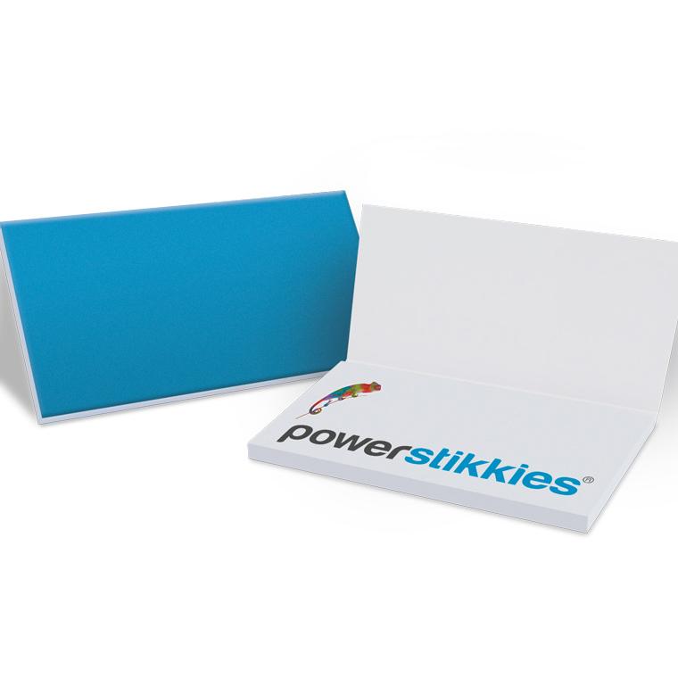 Haftnotizen im Kartonumschlag 134 x 70 mm, 100 Blatt