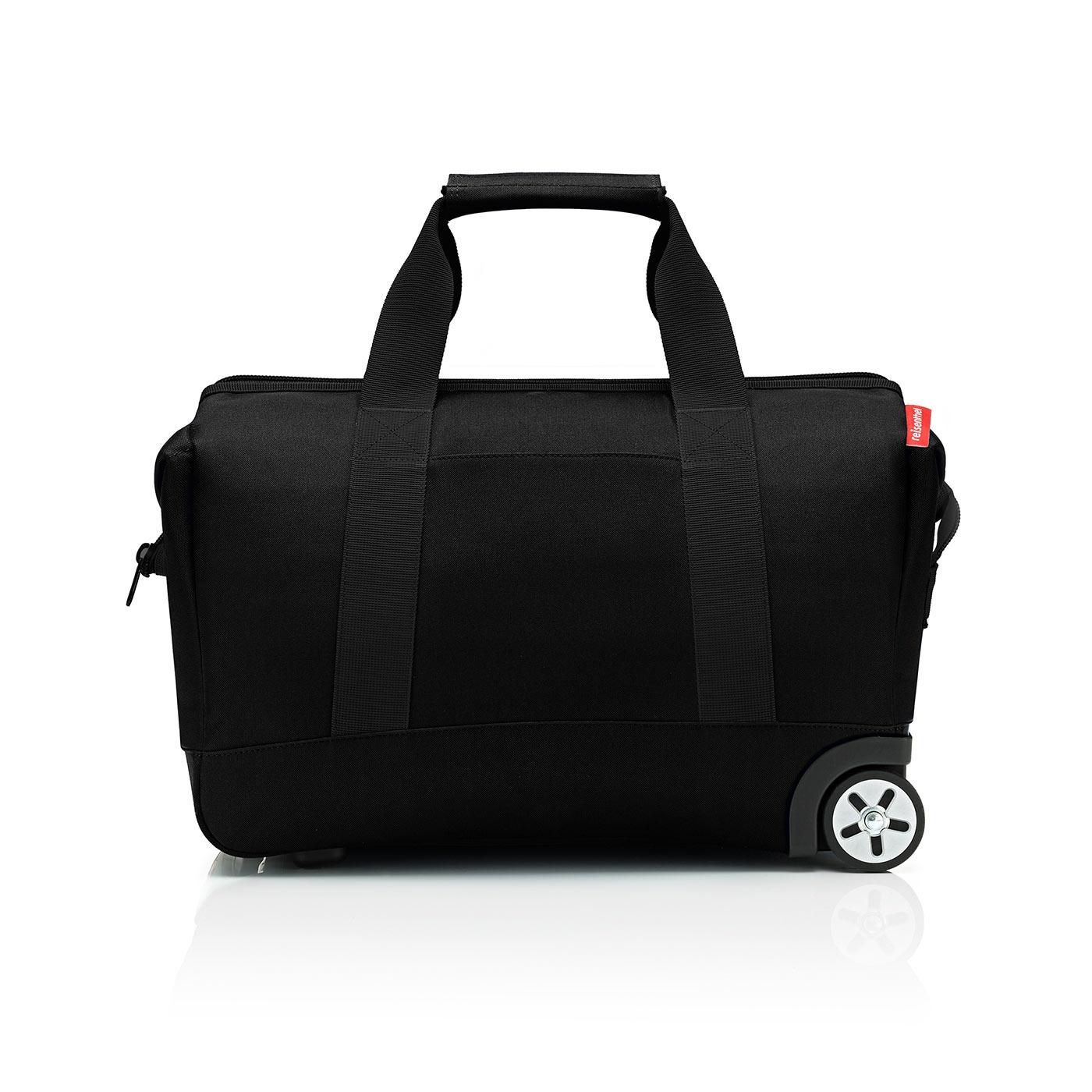 allrounder trolley schwarz BxHxT [mm] = 510 x 395 x 320 Volumen: 30 L, Gewicht: 2090 gr