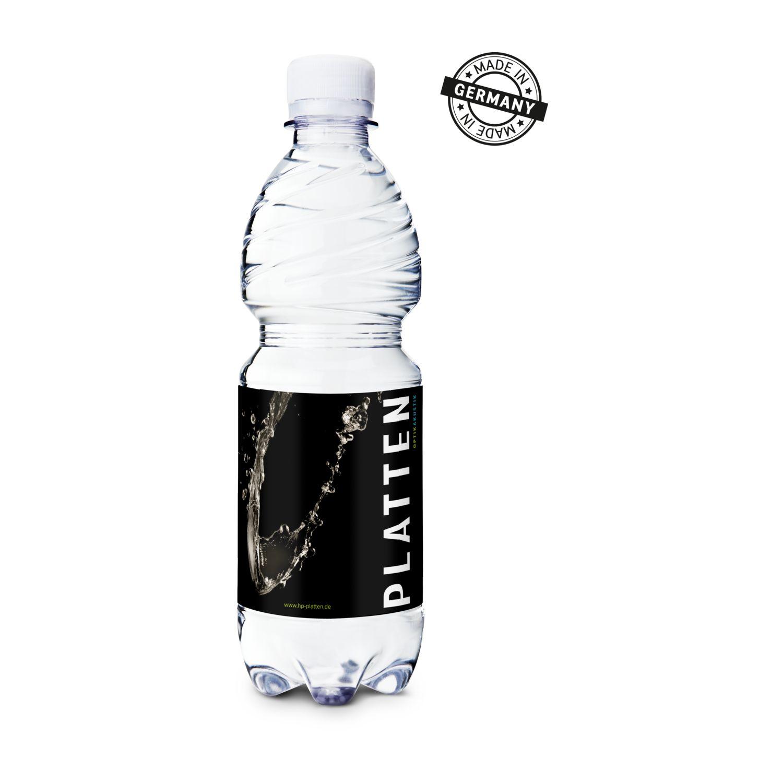 500 ml PromoWater - Mineralwasser mit Kohlensäure, Hergestellt in Deutschland