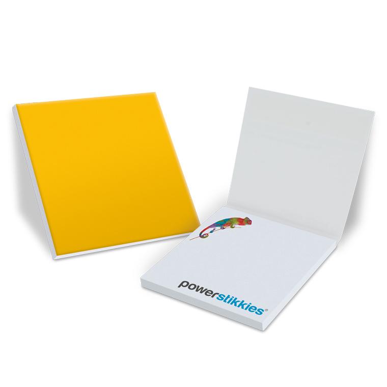 Haftnotizen im Kartonumschlag 70 x 70 mm, 100 Blatt