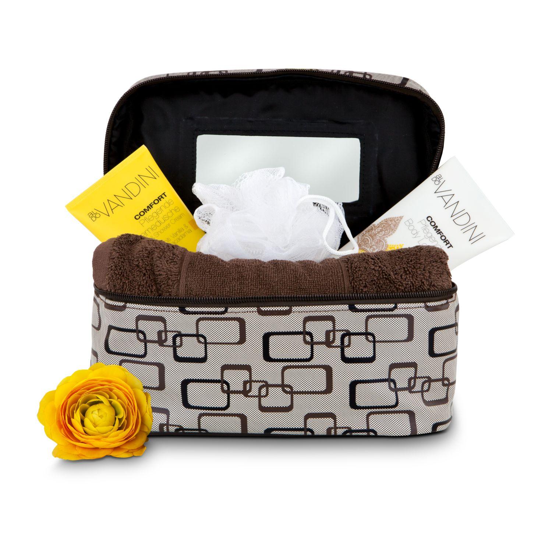Geschenkset / Präsenteset: Wellness-Tasche Comfort